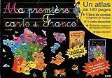 MA PREMIERE CARTE DE FRANCE