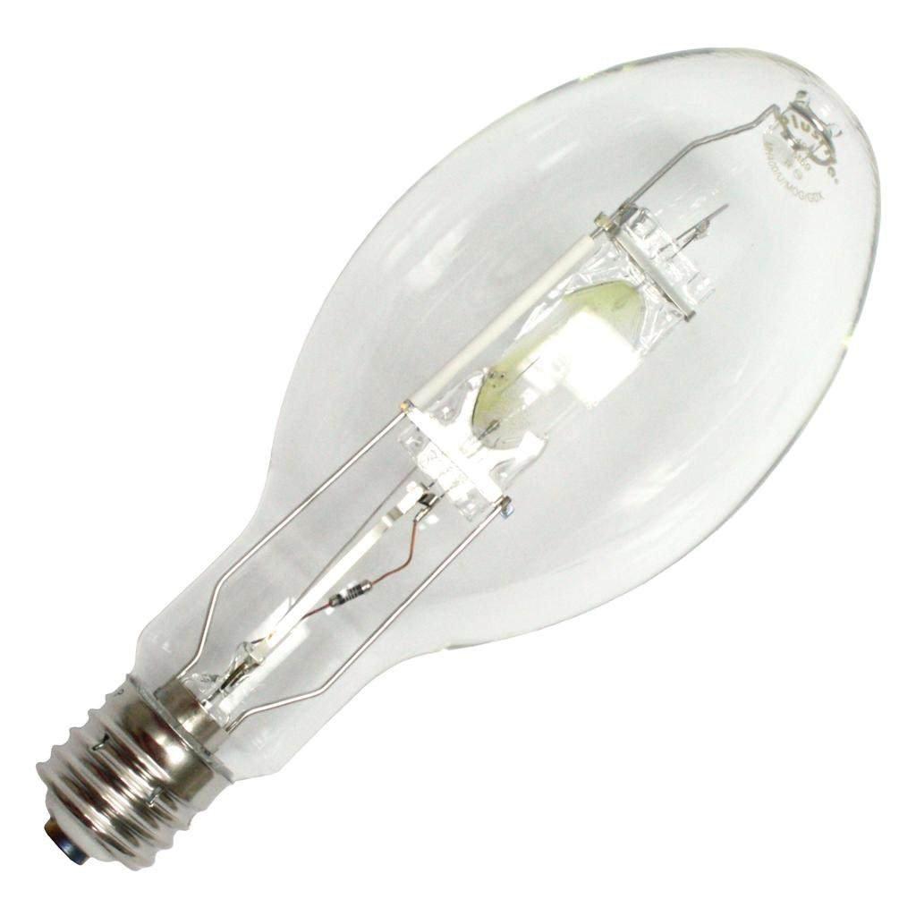 Plusrite 1053 MH400/ED37/U/GDX 400W Metal Halide Light Bulb, Green