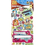 High School Musical - Troy - Foil Sticker Pack - Sticker Style by Little Peeps