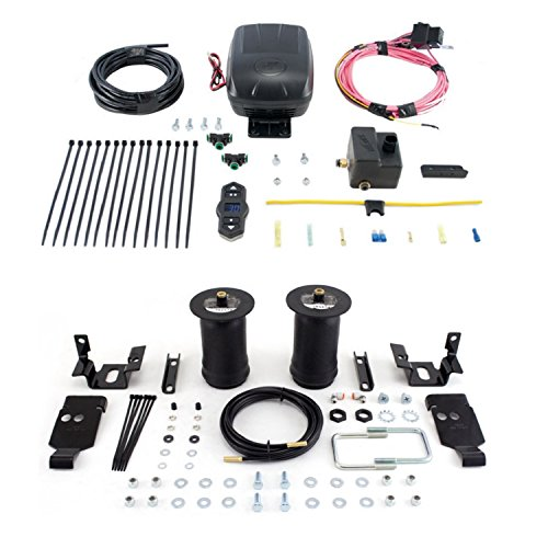 - Air Lift 59561/25870 Rear Set of Ride Control Series Air Springs w/Wireless One Single Path On-Board Air Compressor System Bundle for Toyota Tacoma