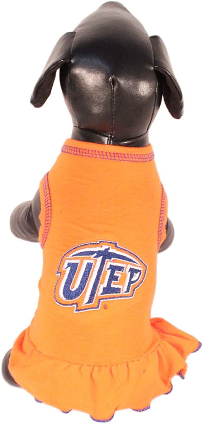 NCAA Texas El Paso Miners Dog Leash Team Color, Large