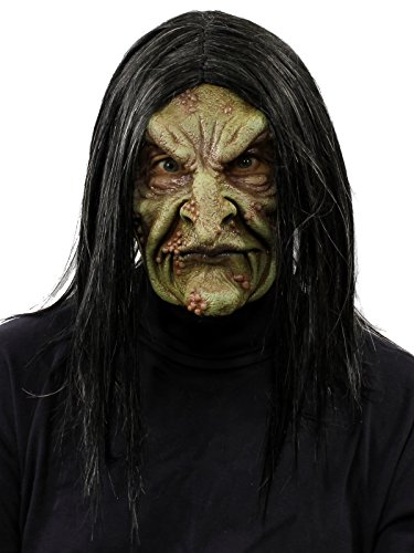 ZAGONE Witch Overhead Moving Mouth Mask -