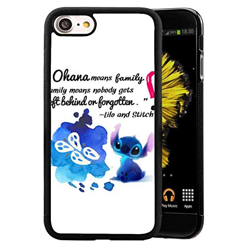 DISNEY COLLECTION Stitch Halloween Phone Shell Case Fit for Apple iPhone 7 (2016), iPhone 8 (2017) (4.7 Version) -