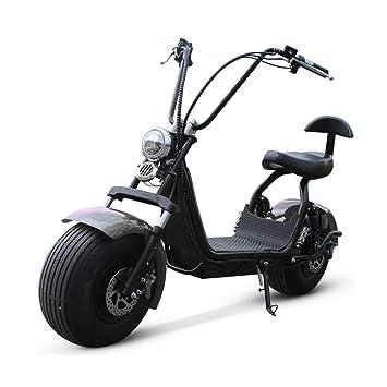 LMJ-XC Harley eléctrico del monopatín eléctrico batería de ...