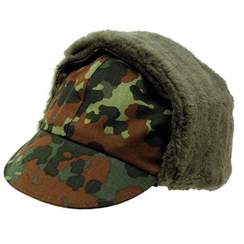Sombrero Bundeswehr de alem invierno original El ISrdIwq