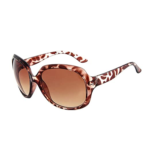 274f6faef8 Amazon.com  Yucode New Women s Retro Vintage Style Sunglasses Outdoor  Driving Eyewear Glasses Sunglasses  Clothing