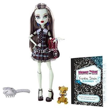Monster High Frankie Stein Puppe