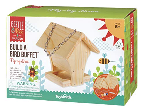 Toysmith 29545 Build A Bird Buffet