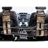 LOVIT Car Concealed Seat Back Gun Rack,Hunting