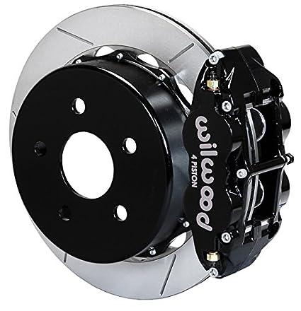 Amazon Com New Wilwood Rear Disc Brake Kit 13 Rotors Black