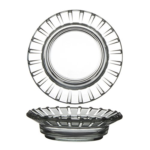 glass restaurant plates - 3