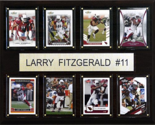 NFL Larry Fitzgerald Arizona Cardinals 8 Card -