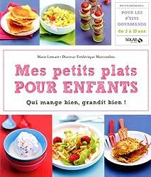 MES PETITS PLATS POUR ENFANTS