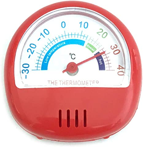 jimtw-fr frigorífico puntero frigorífico termómetro útil ...