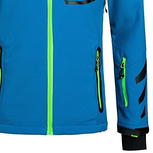 verde Blu Uomo Norway Giacca Geographical fqwExItH