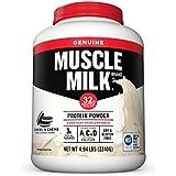 Muskel Milk Genuine Protein Powder, Cookies 'N Crème, 32g Protein, 4.94 Pound