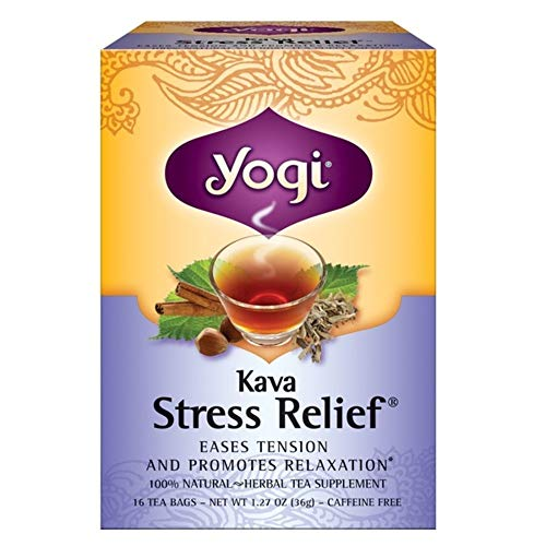 Yogi Tea Kava Stress