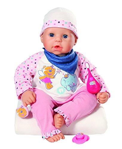 CHOU CHOU Puppe - Mein erster Zahn