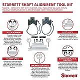 Starrett Shaft Alignment Tool Kit, S668CZ