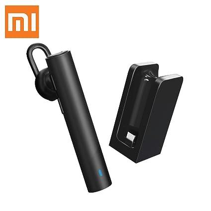 Xiaomi Bluetooth auricular kit de edición juvenil base de carga de la caja de 320 mAh