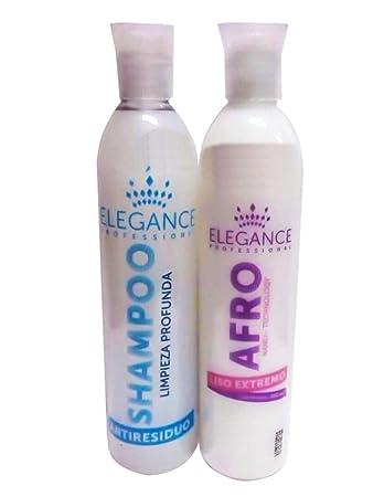 Amazon.com: Cirugia capilar keratina para cabellos afro set ...