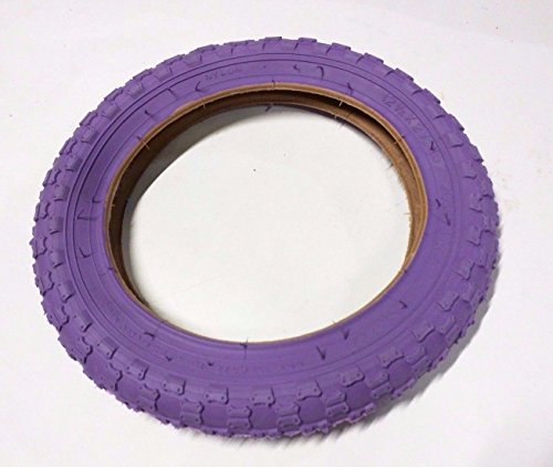 Purple Tire - Fenix Bicycle Tire Wanda 12 1/2