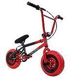 FatBoy Mini BMX Fatboy Mini BMX Bicycle Freestyle, Red/Black by FatBoy Mini BMX