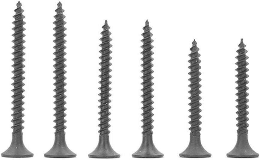 Furniture Wood Screws/Cross countersunk Head Tapping Screws-M3.5 * 50 500pcs M3.5*25 500pcs