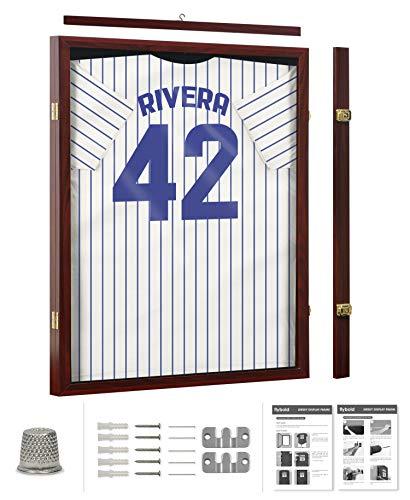 baseball jersey display case - 4