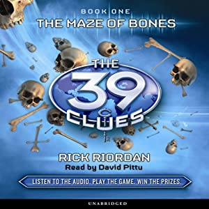 The 39 Clues, Book One Audiobook