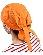 Washable Flame Retardant Fire Resistant Head Protective Welding Hat Bandana Type Adjustable Welding Safety Cap