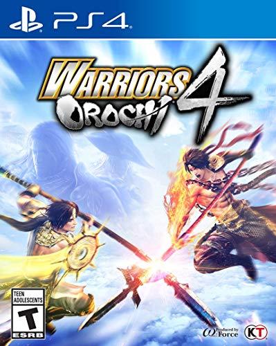 Warriors Orochi 4 - PlayStation 4