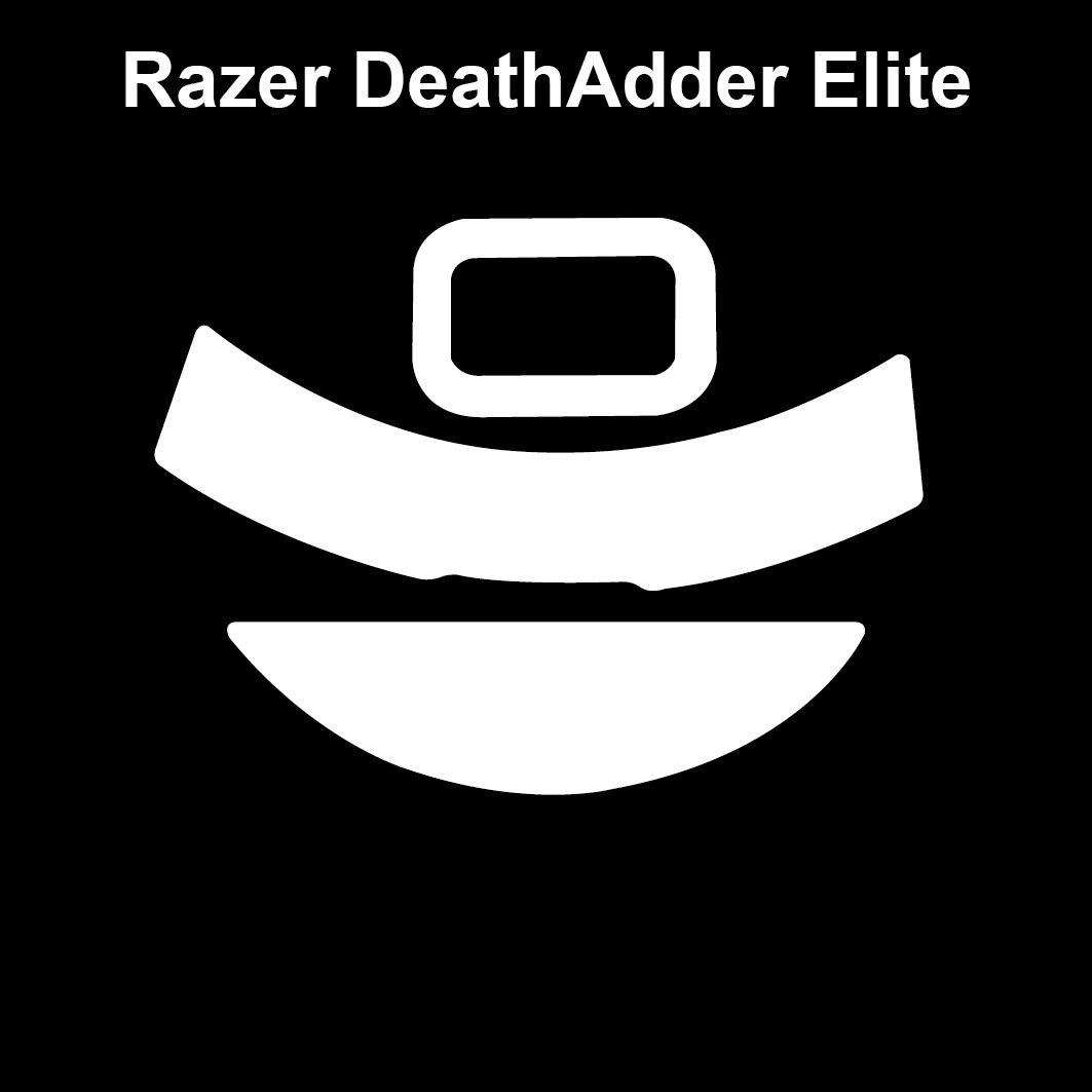 本物保証!  Corepad Razer Skatez DeathAdder【ゲーミングマウスフィート】 Razer DeathAdder Elite 専用 マウスソール マウスソール Razer DeathAdder Elite 専用 B06XDFGYG4, hexagonny:f8ef05d2 --- greaterbayx.co