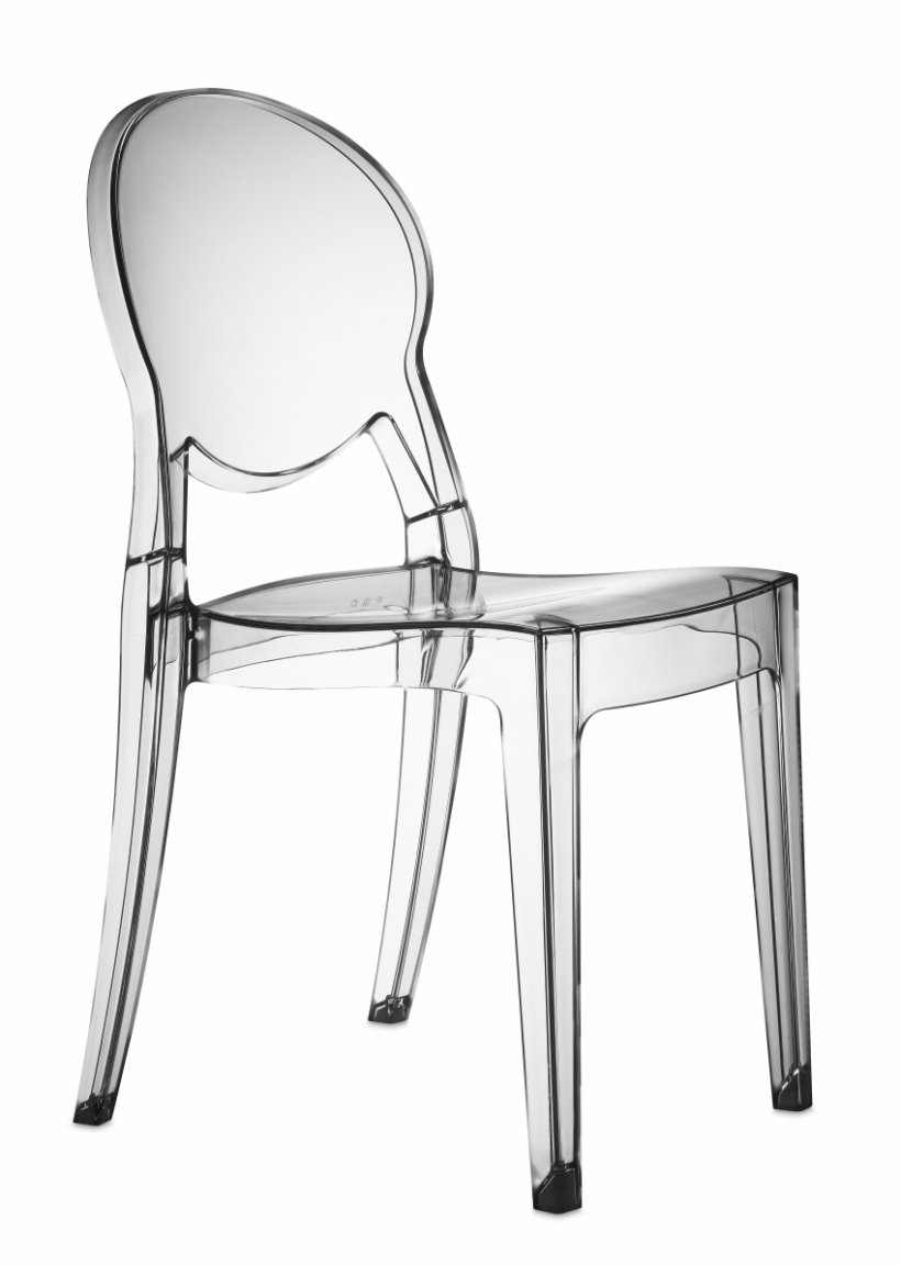 Scab Igloo Chair Trasparente