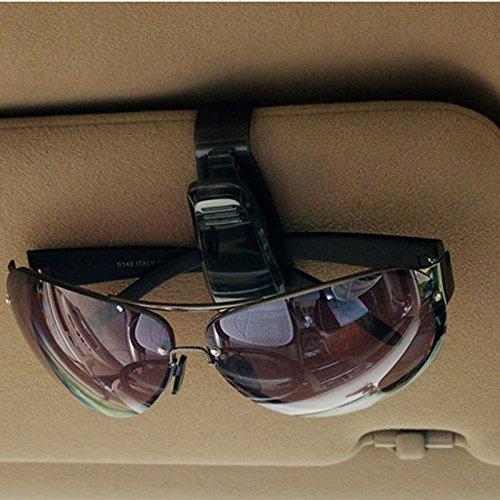 OLIVE US-Useful Car Auto Visor Accessories Sunglasses Card Pen Holder Easy Clip Folder - Sunglasses Gabrielle