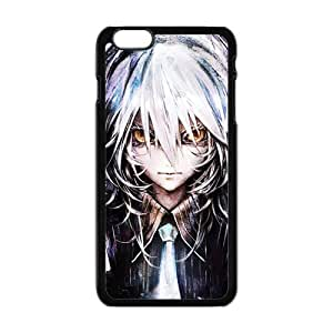 Anime Cool Girl Personalized Custom Phone Case For Iphone 6 Plus
