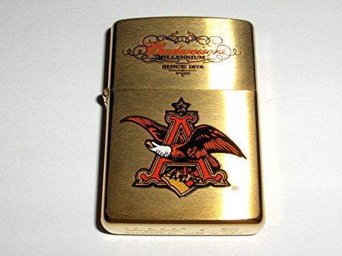 Millennium Limited Edition Budweiser Zippo Lighter