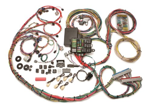 Painless 60617 Fuel Injection (Fuel Wiring Painless Injection)