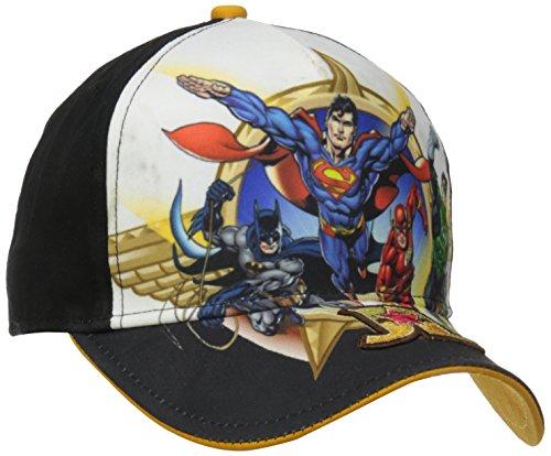 concept-one-boys-justice-league-hat-black-one-size