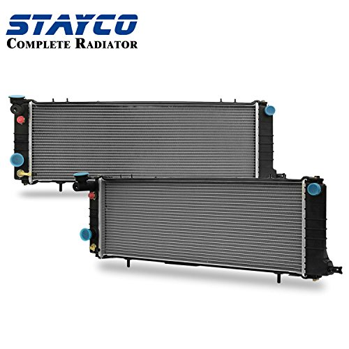 STAYCO Radiator 1193 for Jeep Cherokee / Comanche 4.0L L6 (Briarwood Outlet)