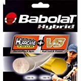 Babolat Combo Pack Pro Hurricane Tour Plus VS Hybrid 16-Gauge Tennis String by Babolat