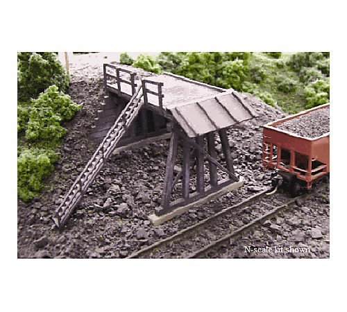 Blair Line Ho Scale Laser - Blair Line HO Scale Kit Laser-Cut Truck Dump