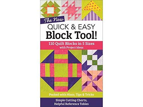 C&T PUBLISHING C&T Quick & Easy Block Tool Bk by C&T PUBLISHING