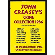 John Creasey's Crime Collection, 1986 by John Creasey (1986-06-05)