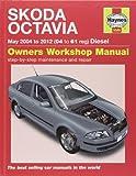Skoda Octavia Diesel Service & Repair Manual, 2004-2012 (Haynes Service and Repair Manuals)