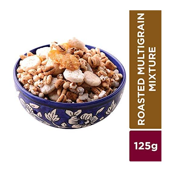 Delight Foods Roasted Multigrain Mixture (125 g)