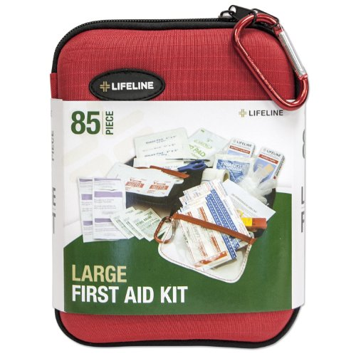 Lifeline 85-Piece Large Hard Shell First Aid Kit – DiZiSports Store