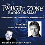 Person or Persons Unknown: The Twilight Zone Radio Dramas | Charles Beaumont