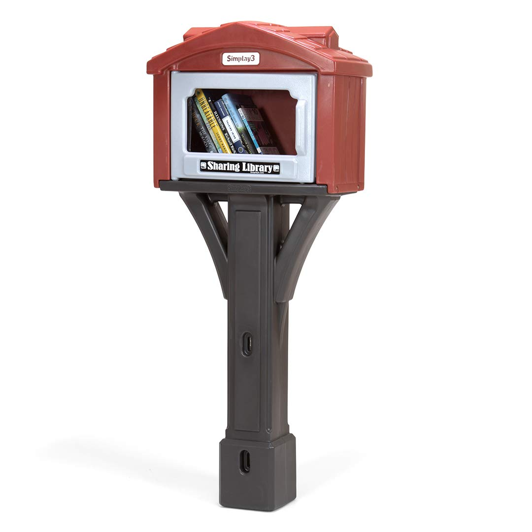 Simplay3 Sharing Library - Brown