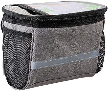 Bolsa para manillar de bicicleta Caja de equipaje for bicicleta ...